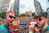 Funk You transforma o Centro de BH no maior baile do Brasil na terça-feira de Carnaval