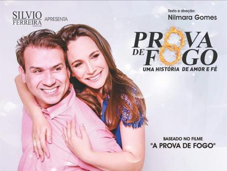 """Espetáculo """"Prova de Fogo"""" faz estreia nacional no Palácio das Artes"""