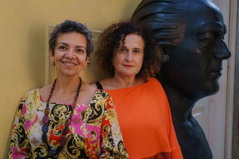 Maria Bragança e Maria Teresa Madeira liberam mais concertos on-line no YouTube