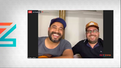"Bruno César & Luciano participam do programa ""ReZenha Musical"""