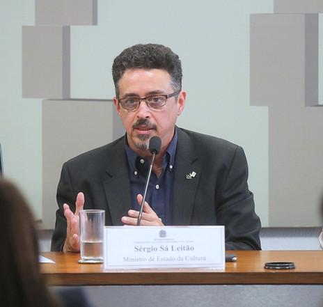 Ministro da Cultura confirma presença no III Congresso Brasileiro dos Promotores de Eventos