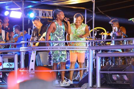 É o Tchan traz o gostinho da Bahia para o Abaeté Folia no domingo de carnaval
