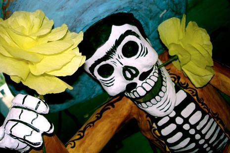 Trip Food – Comida Mochileira celebra a cultura mexicana com o Dia de Los Muertos