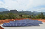 Santuário do Caraça inaugura usina fotovoltaica