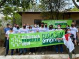 Integrantes do movimento #euqueroaHeinekenaqui são recebidos pelo ICMBio