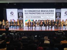 Congresso Brasileiro dos Promotores de Eventos termina com avanços importantes