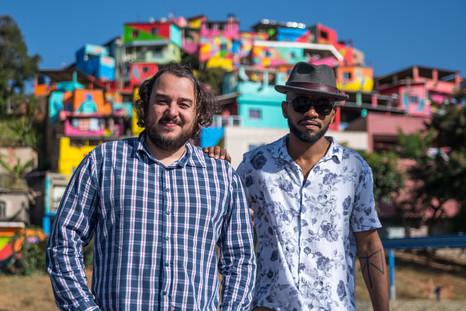 Flávio Renegado e Orquestra Ouro Preto gravam CD/DVD juntos no Alto Vera Cruz