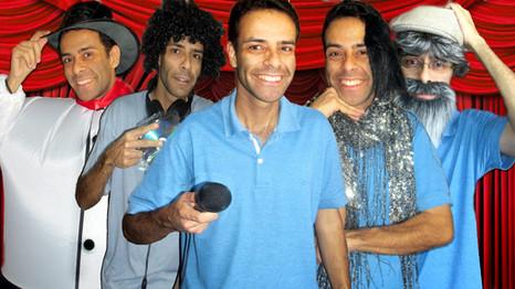 RicardoBelloTraz Alegria com Show de Humor na Capital Mineira