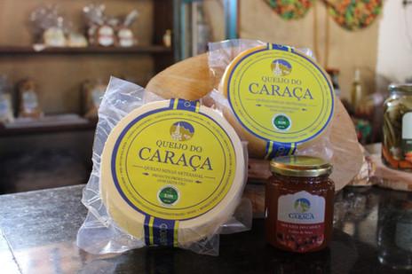 Produção artesanal de queijos é uma das riquezas gastronômicas do Santuário do Caraça