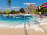 Conheça os detalhes da maior piscina de ondas do Brasil