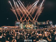 Festival Brasil Sertanejo recebe 25 mil pessoas Esplanada do Mineirão