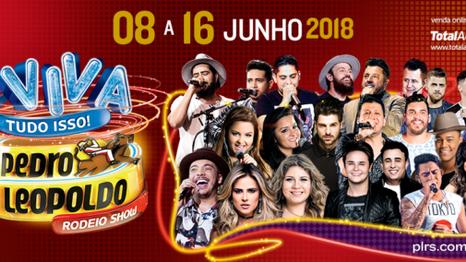 Pedro Leopoldo Rodeio Show chega à 15ª edição com megaestrutura e maratona de shows