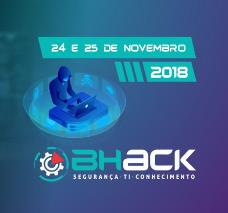 Capital mineira sedia conferência de segurança da informação e tecnologia em novembro