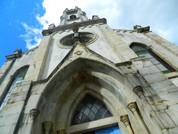 Igreja de Nossa Senhora Mãe dos Homens do Santuário  do Caraça guarda curiosidades