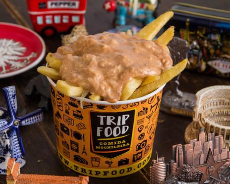 Trip Food – Comida Mochileira é destino certo para quem ama batata frita