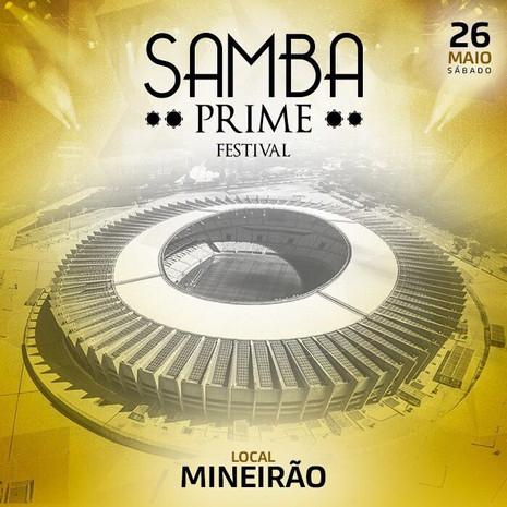 Samba Prime Festival divulga data e local da 7ª edição