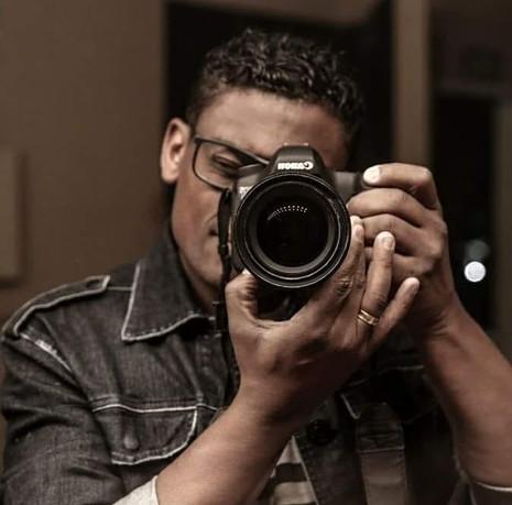 De Minas para o Brasil, Rodney Machado ganha destaque como fotógrafo de shows