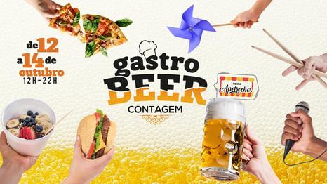 Gastro Beer Contagem anima o feriadão na cidade