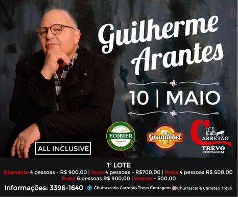 Guilherme Arantes faz show em homenagem às mães nesta quinta-feira em Contagem