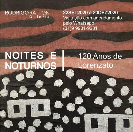 Exposição em BH faz homenagem ao pintor Lorenzato, que completaria 120 anos