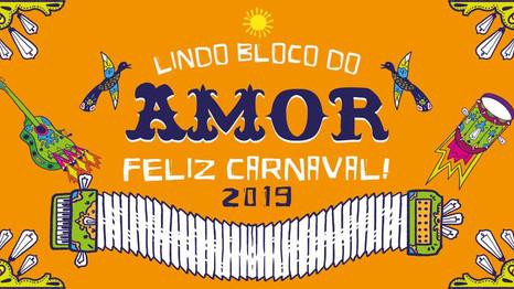 Lindo Bloco do Amor faz homenagem a Gonzaguinha e Gonzagão nesta sexta-feira