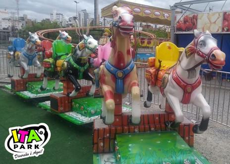 """""""Cavalaria"""" une tradição e diversão no Ita Park"""