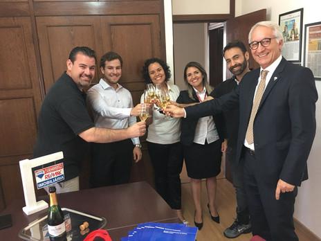 Franquia RE/MAX inaugura nova unidade em Belo Horizonte