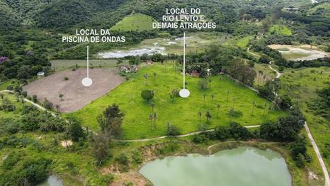 São José da Lapa será a sede do maior parque aquático de Minas Gerais