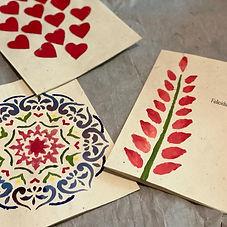 Artisanal Greetings Cards