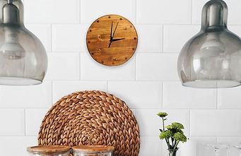 Corfu Wall Clock