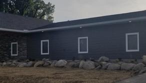 Small home vs. Large facility