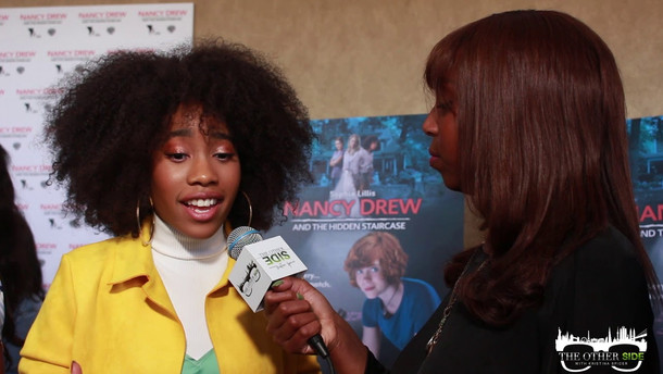 Zoe Renee Talks the Importance of Cultural Representation