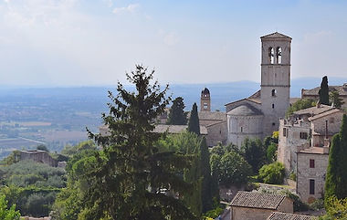 Umbrian City and Country