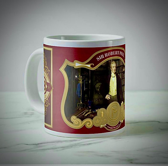 Sir Robert Peel Coffee Mug