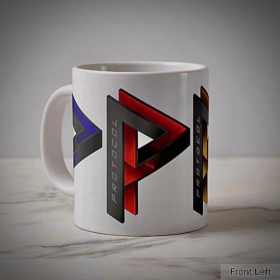 Protocol P Coffee Mug