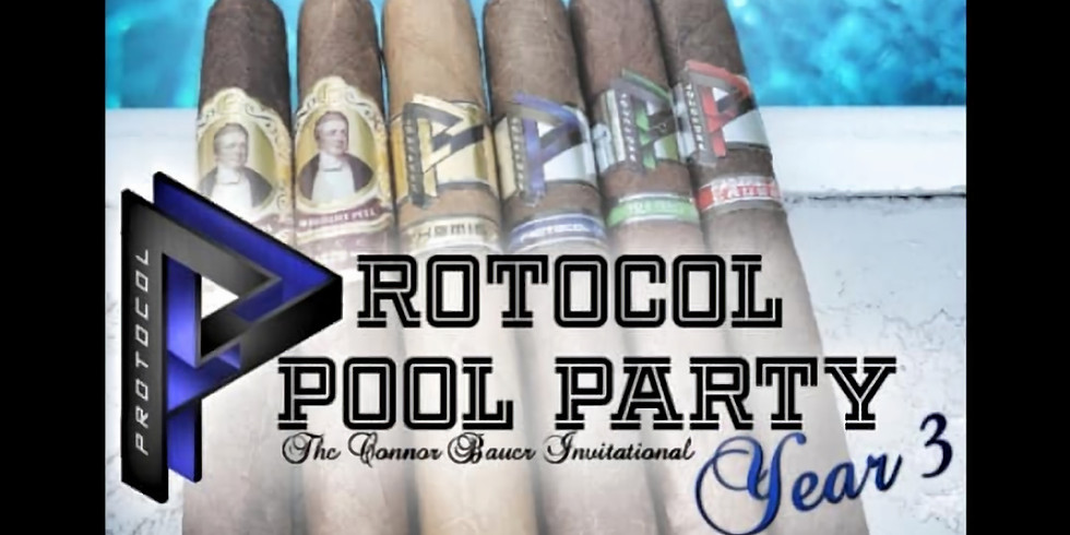 Protocol Pool Party Year 3