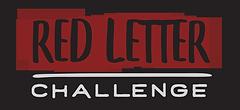 Red Letter Challenge Logo