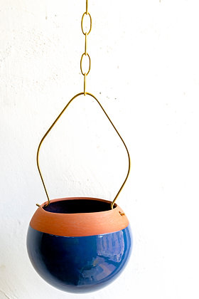 Terracotta Hanging Planter  - L  Ball Shape