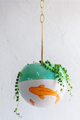 Hanging Planter - L ball shape