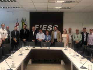 Investing Santa Catarina at FIESC – Federation of Industries of the State of Santa Catarina