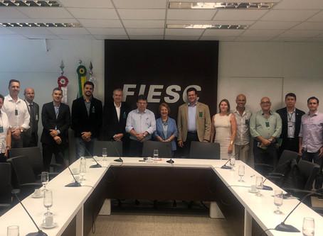 Investing Santa Catarina na FIESC