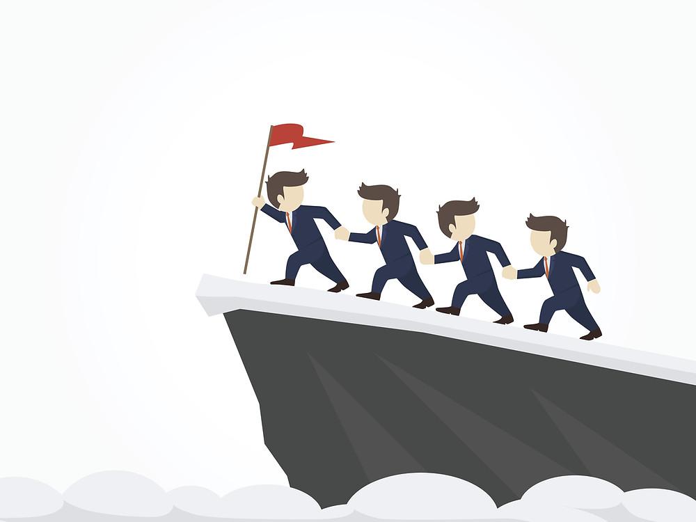 liderança, desenvolvimento
