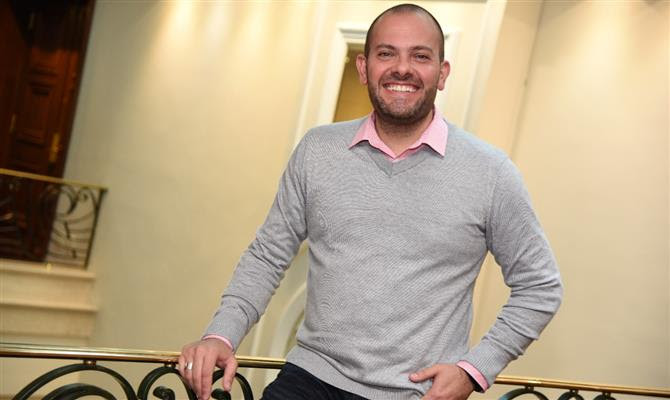Alexandre Arruda é CEO da Argo Solutions