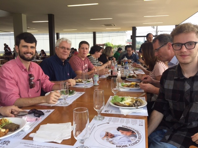 Almoço dos Coworkers