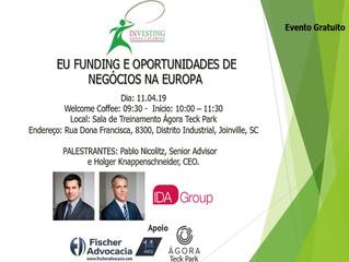 Primeiros frutos do Encontro Econômico Brasil Alemanha - EEBA 2018