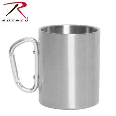 Rothco Stainless Steel Camping Mug 15oz