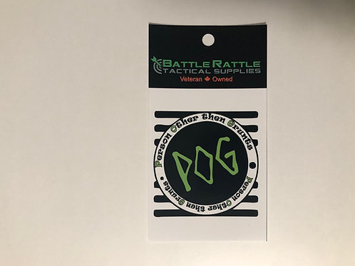 POG Sticker