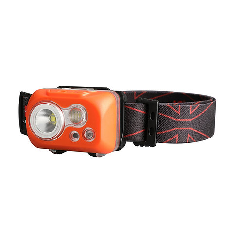 Klarus HC1-S (300 Lumen) Dual Lamp Motion-Controlled Waterproof Headlamp