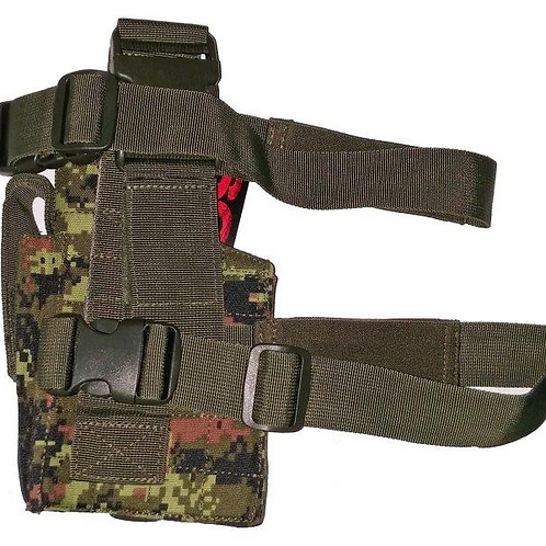Canadian Digital Drop Leg Holster