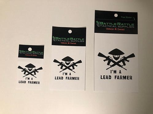 Lead Framer Sticker